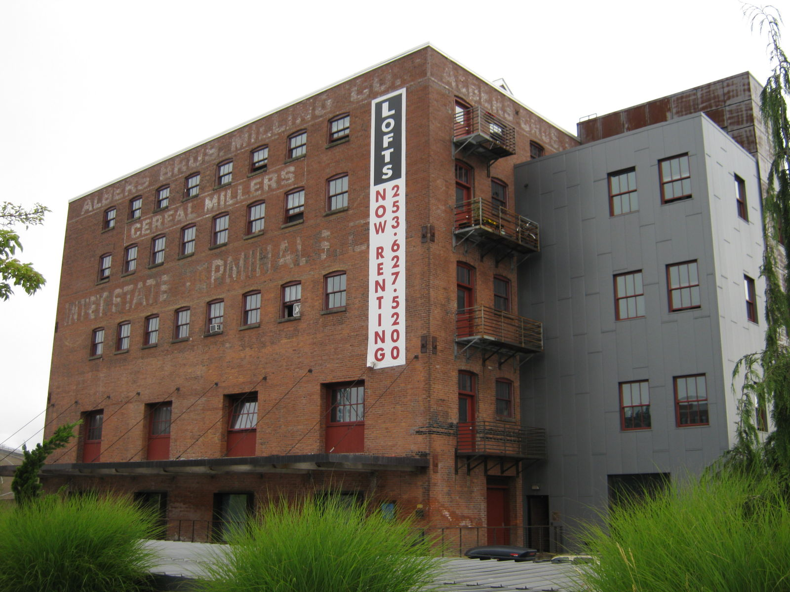 Albers Brothers Mill