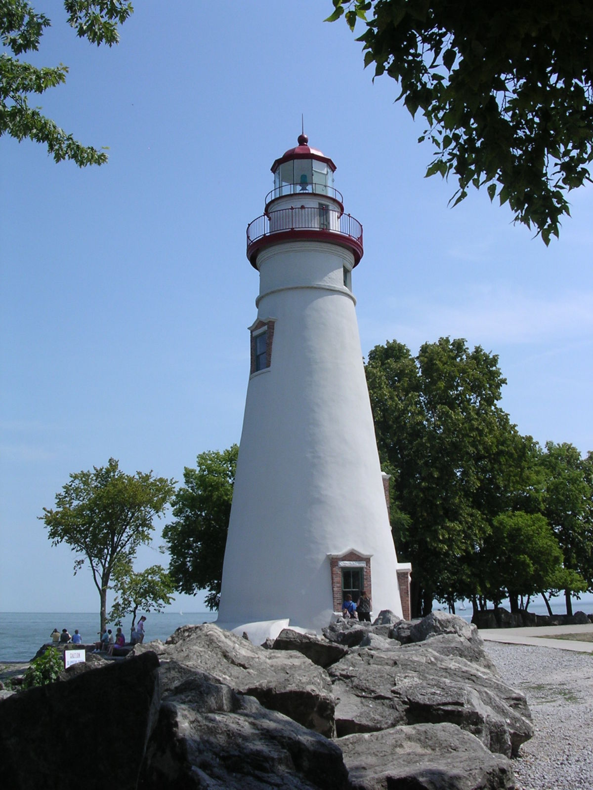 Landmarkhunter Com Marblehead Lighthouse
