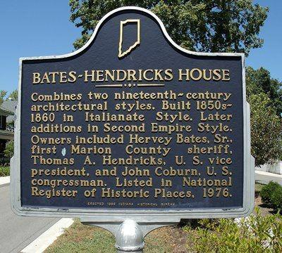 Bates hendricks house for Hendricks house