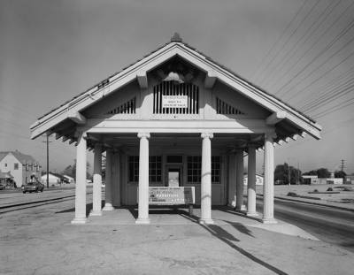Landmarkhunter Com Lynwood Pacific Electric Railway Depot