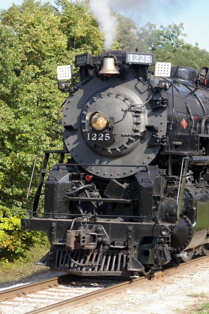 Landmarkhunter Com Pere Marquette Railway Steam