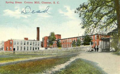 Landmarkhunter Com Springs Cotton Mills